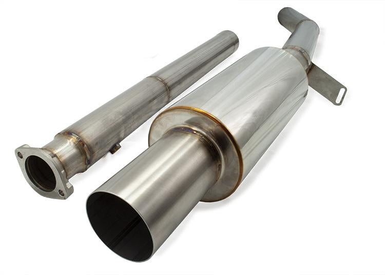 ETS Stainless Steel Catback Exhaust Mitsubishi Evo 8/9