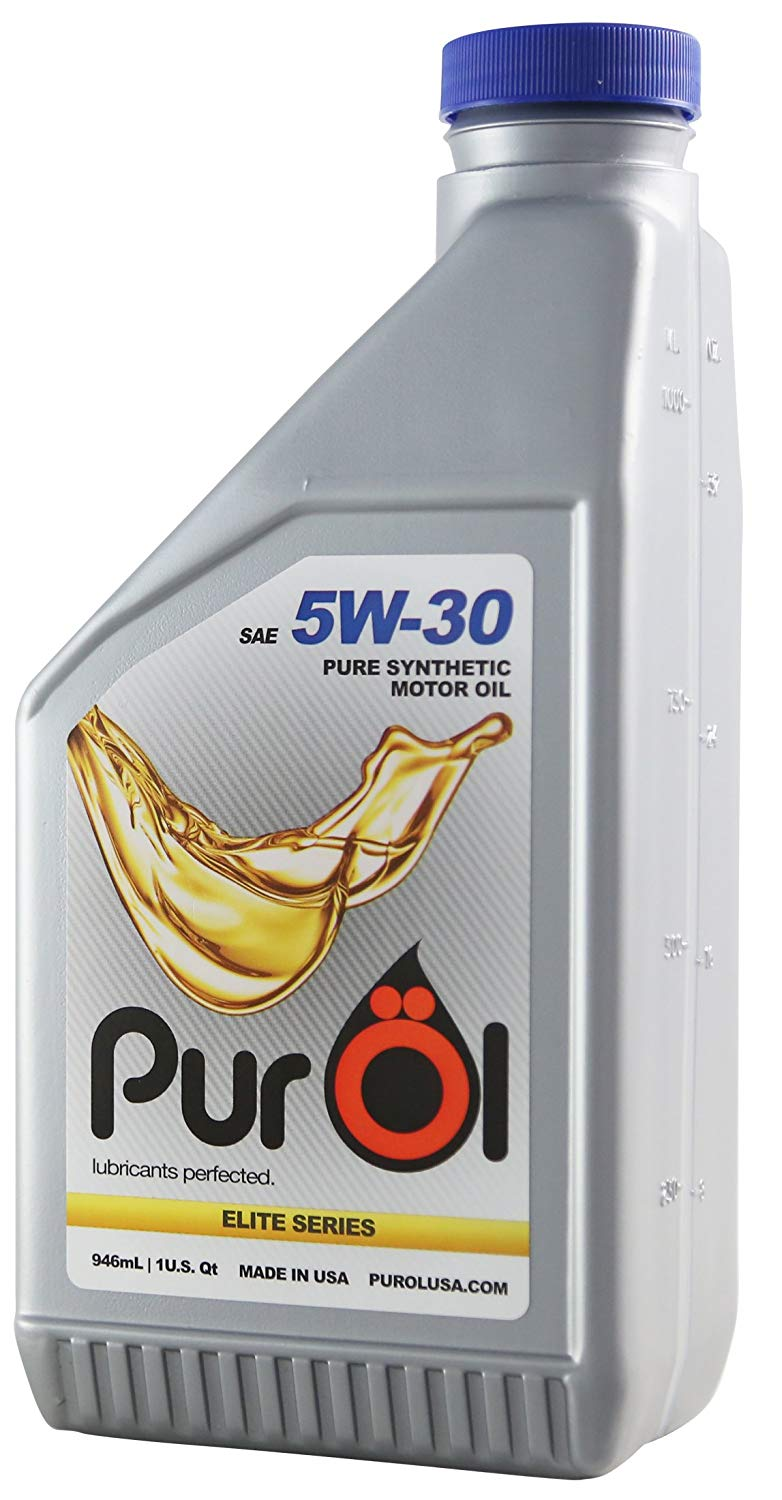 PurOl Elite Series Synthetic Motor Oil 5W30 1L - Universal