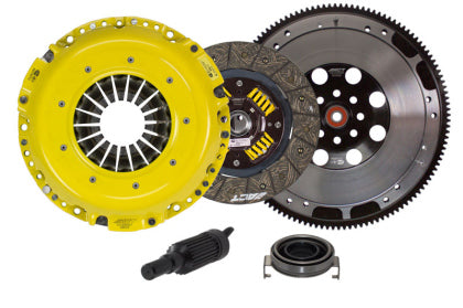 ACT Heavy Duty Performance Street Sprung Clutch Kit W/ Streetlite Flywheel 06-18 Subaru WRX