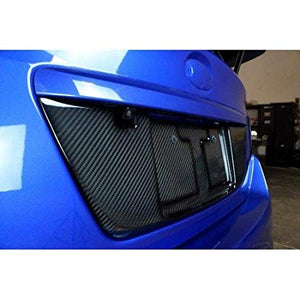 APR Performance Carbon Fiber License Plate Backing 2015+ Subaru WRX/STI
