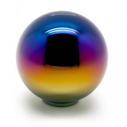 BLOX Racing 490 Limited Series Spherical Shift Knob 10x1.25 - NEO Chrome