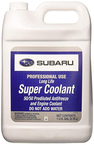 Subaru OEM Super Coolant 1 Gallon