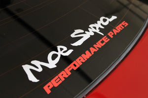 "MSPP 12""x2.5"" Decal"