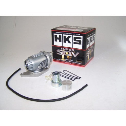 HKS SSQV4 Blow Off Valve Kit 08-19 Subaru STi