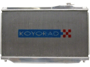 Koyo Aluminum R-Core Racing Radiator 93-98 Toyota Supra NA/Turbo (Manual Trans)