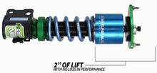 Load image into Gallery viewer, Fortune Auto 500 Series Air Piston Lift System GEN 7 Coilovers 93-98 Toyota Supra (JZA80)