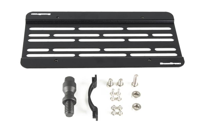 GrimmSpeed License Plate Relocation Kit 2016-2018 Ford Focus RS