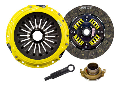 ACT Heavy Duty Performance Street Disc Clutch Kit 08-15 Mitsubishi Evo X GSR
