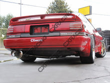 Load image into Gallery viewer, CX Racing Stainless Steel Catback Exhaust 86-92 MKIII Supra Turbo