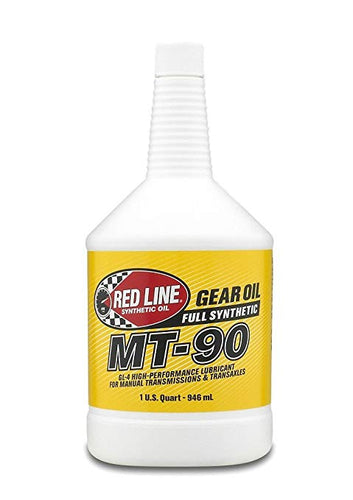 Red Line MT-90 Gear Oil Quart - Universal