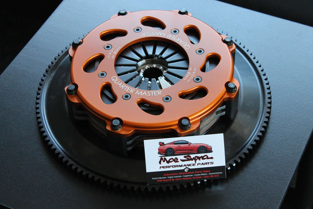 Quarter Master 8-Leg Race Clutch Evo 8/9