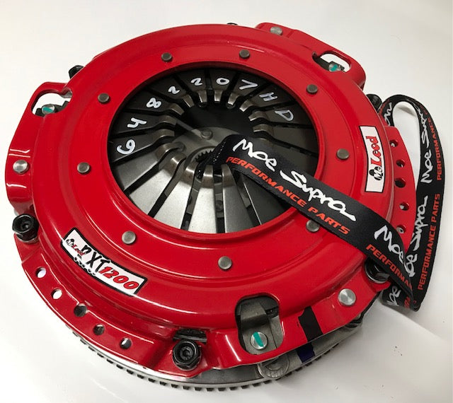 McLeod Racing RXT 1200HD Twin-Disc Clutch for 93-98 Supra w/ 2JZ & T56 Trans