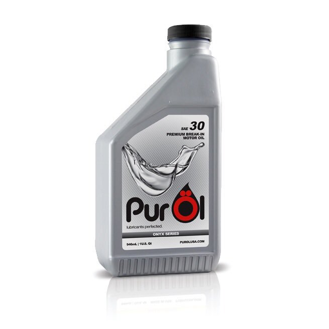 PurOl ONYX Series Premium Break-In Engine Oil SAE 30 1L - Universal