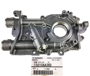 Subaru 2.5L Oil Pump 02-14 WRX / 2004+ STi
