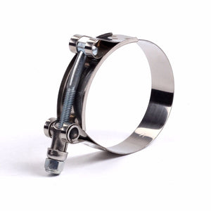 "T-Bolt Clamp Stainless Steel (1""-5"") Universal"