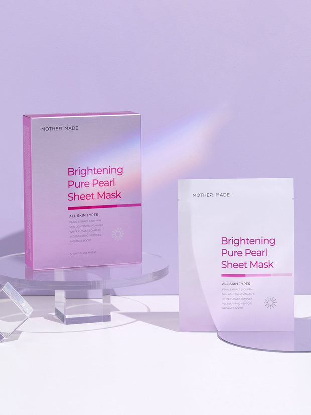 Brightening Pure Pearl Face Sheet Mask