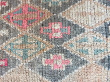 Load image into Gallery viewer, Vintage Oriol Moroccan Boujad Rug 225 x 185cm