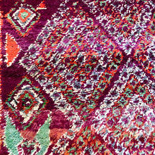 Load image into Gallery viewer, Vintage Moroccan Boujad Rug 350 x 180cm