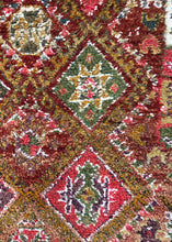 Load image into Gallery viewer, Vintage Rehana Moroccan Boujad Rug 285 x 180cm