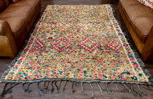 Load image into Gallery viewer, Vintage Farida Moroccan Boujad Rug 275 x 185cm