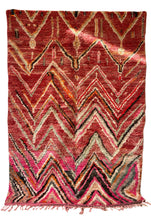 Load image into Gallery viewer, Vintage Brigid Moroccan Boujad Rug 240 x 160cm