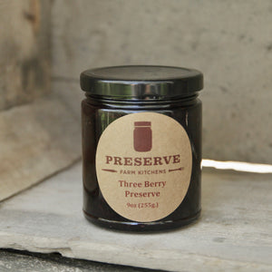 Three Berry Preserve