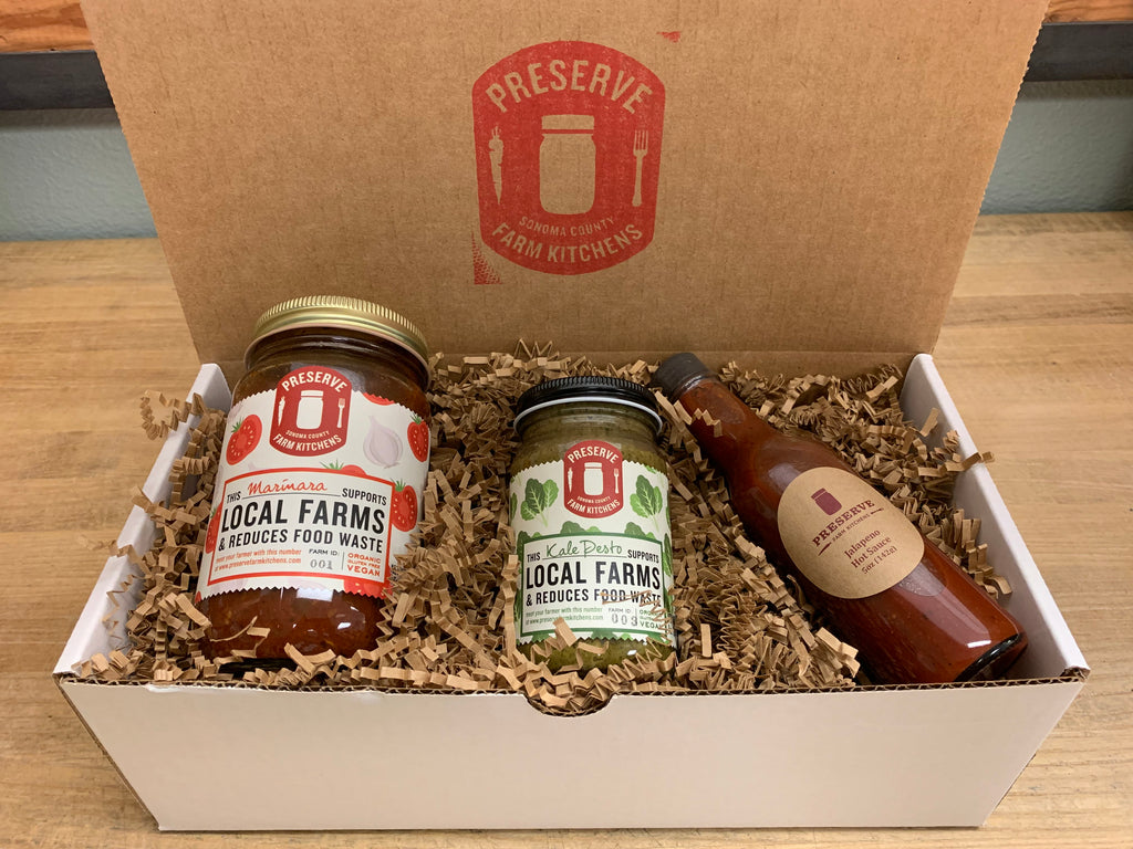 Gift Box Savory 3-Pack