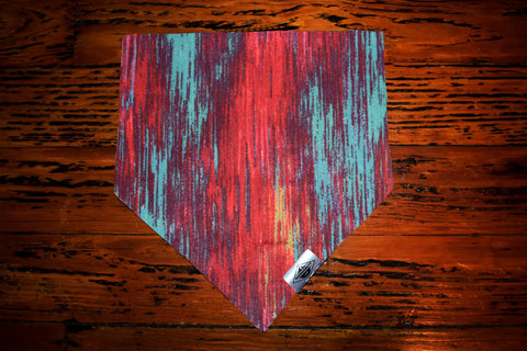 Waves of Color Wandermutt Bandana