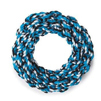 Grriggles Rope Ring Dog Toy
