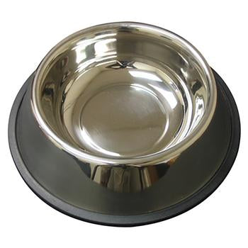 Extra Large Stainless Steel Food/Water Bowl