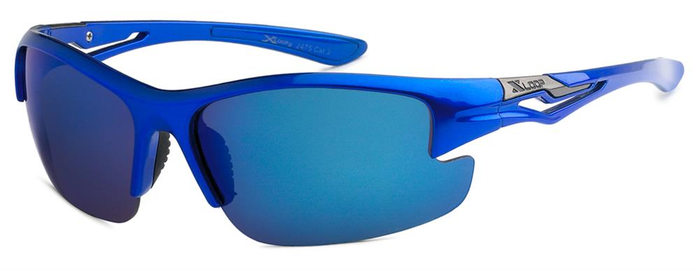 XLoop 2475 Blue Revo | Sport Sunglasses