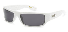 Load image into Gallery viewer, Locs 9003 White Sunglasses | Gangster Sunglasses