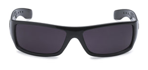 Locs 9003 Black Sunglasses | Front View