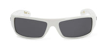 Load image into Gallery viewer, Locs 9003 White Sunglasses | Front View