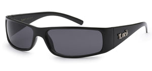 Locs 9029 Black | Gangster Sunglasses