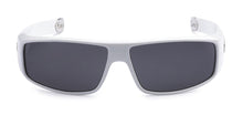 Load image into Gallery viewer, Locs 9035 White Sunglasses | Front View
