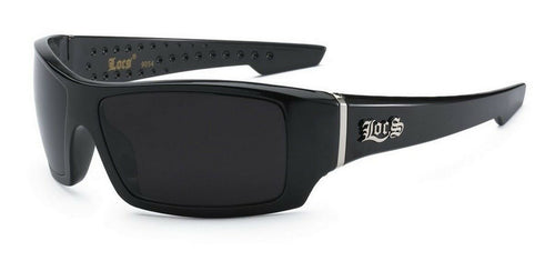 Locs 9054 Black | Gangster Sunglasses