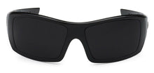 Load image into Gallery viewer, Locs 9054 Black Sunglasses | Front View