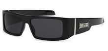 Load image into Gallery viewer, Locs 9058 Black | Gangster Sunglasses
