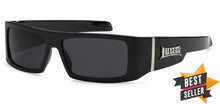 Load image into Gallery viewer, Locs 9058 Black Sunglasses | Best Seller