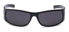 Load image into Gallery viewer, Locs 9083 Black Sunglasses | Front View