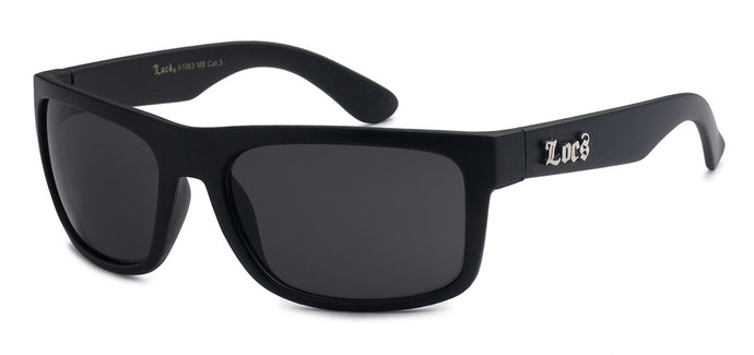 Locs 91063 Matte | Gangster Sunglasses