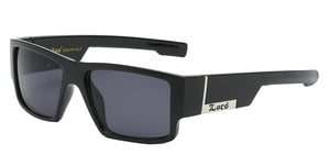 Locs 91085 Black | Gangster Sunglasses