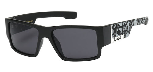 Locs 91085 Skull | Gangster Sunglasses