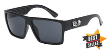 Load image into Gallery viewer, Locs 91105 Black Sunglasses | Best Seller