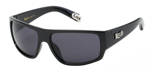 Locs 91112 Black | Gangster Sunglasses