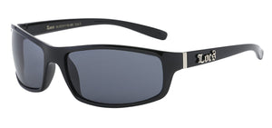 Locs 91116 Black | Gangster Sunglasses