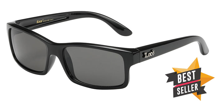 Locs 91134 Black Sunglasses | Best Seller
