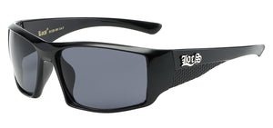 Locs 91138 Black | Gangster Sunglasses