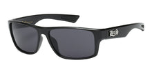 Load image into Gallery viewer, Locs 91111 Black | Gangster Sunglasses
